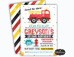 Firetruck Birthday Invitation Firefighter Birthday Firetruck | Etsy Amazoncom Fire Truck Kids Birthday Party Invitations For Boys 20 Sound The Alarm Engine Invites H0128 Astounding Trend Pin By Jen On Birthdays In 2018 Pinterest Firefighter Firetruck Invitation Printable Or Printed With Free Shipping Semi Free Envelopes First Garbage Online Red And Hat Happy Dalmatian Personalized Transportation Dozor Cool Ideas Bagvania Printables Parties