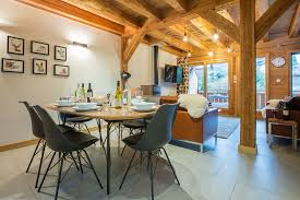 104 Petit Chalet Robin 3 Bedroom Townhouse Apartment In Morzin More Mountain Flickr