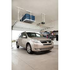 Hyloft Ceiling Storage Unit 30 Cubic Feet by Monkey Bar Ceiling Mounted Overhead Garage Storage System Rack
