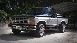 100 1982 Ford Truck F100 XLT Standard Cab 2 Door YouTube