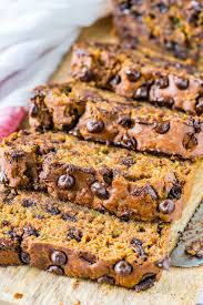 Krusteaz Pumpkin Bread Nutrition by This Chocolate Pumpkin Spice Zucchini Bread Is All You Need This