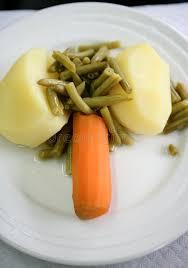 cuisine erotique sexuel hantez le repas bouilli de vetetables image stock image