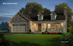 Modular Homes Two Story Fascinating Home Designs