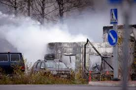 siege euromaster euromaster destroyed in at porvoo national finland times