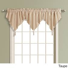 Anna Lace Curtains With Attached Valance by Valances Window Scarves Sears