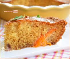dessert aux fruits d ete gâteau très moelleux aux fruits d été et sirop de verveine citron