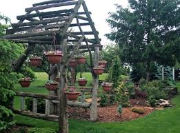 DIY Wooden Pergola Simple Hints And Ideas For The Garden