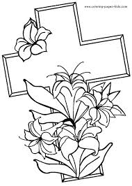 Good Friday Coloring Pages And Pintables For Kids 27
