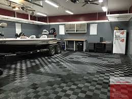 Awesome HD RIbbed Garage Flooring Project