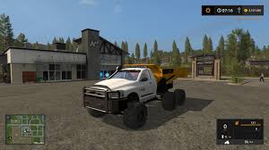 100 Rock Truck Dodge Dump V10