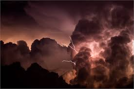 Canada Day Lightning Storm