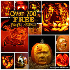 Halloween Stencils For Pumpkins Free by Over 700 Free Pumpkin Carving Stencils
