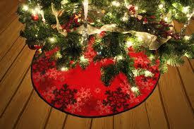 Nightmare Before Xmas Tree Skirt by Christmas U2013 Fabricland
