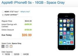 AT&T sale slashes iPhone 5S price Lumia 1520 and more