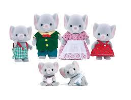 Durable Service Calico Critters Ellwoods Elephant Family With Baby ... Calico Critters Bathroom Spirit Decoration Amazoncom Ice Skating Friends Toys Games Rare Sylvian Families Sheep Toy Family Tired Cream Truck Usa Canada Action Figure Sylvian Families Soft Serve Shop Goat Durable Service Ellwoods Elephant Family With Baby Lil Woodzeez Honeysuckle Street Treats Food 2 Ebay Hopscotch Rabbit 23 Cheap Play Find Deals On Line Supermarket Cc1462 Holiday List Spine Tibs New Secret Island Playset Van Review Youtube