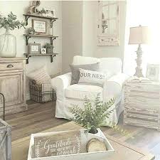 French Farmhouse Living Room Decorating Ideas 3 Bedroom