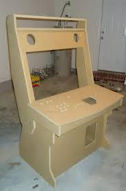 Bartop Arcade Cabinet Plans Pdf by Cabinet Outstanding Arcade Cabinet Kit For Home Arcade Cabinet