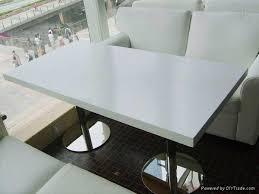 Quartz Stone Dining Table Lightweight Terrazzo Fiberglass 3