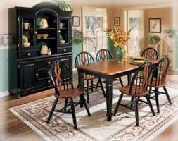 Gently Used Cedar Heights Dining Room Set