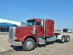 100 Semi Trucks For Sale In Kansas 1990 Peterbilt 378 Sleeper Truck Sawyer KS 1740