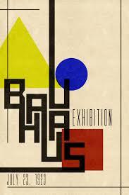 100 Bauhaus Style Imitating Style Student Forum Graphic Design Forum