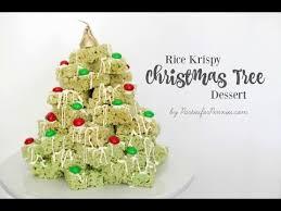 Rice Krispie Christmas Tree Ornaments by Rice Krispy Christmas Tree Treat Youtube