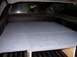 Light-weight Sleeping Platform For A Tacoma - Photo How To | For The ... Truck Bed Sleeping Platform Travel Vehicles Pinterest Storage Homemade Ipirations And Charming Pictures Carpet Kit Toyota Tacoma And Rug Best Glossy Black Pickup With Simpson Tent Series With White Including For Pad 2018 Lweight Sleeping Platform For A Tacoma Photo How To The Ihmud Forum Also Interallecom Ideas Awesome Sleeper Unit Cap Pads Cyl Build