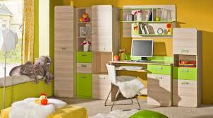 5 teiliges schlafzimmer kinder jugend zimmer set kleiderschrank schreibtisch neu