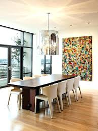 Dining Room Art Plus Ideas Contemporary
