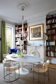 Eclectic Dining Room In Brooklyn NY By Fawn Galli Interiors