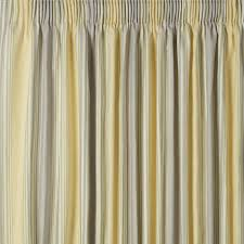 Yellow And White Striped Curtains by Curtain Magnificent Rugby Stripe Curtains Outstanding Pattern And