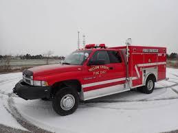 100 Rescue Truck 1997 Dodge RAM FIRE RESCUE TRUCK Rice MN 5001171210