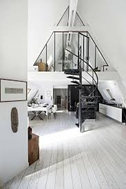 100 Paris Lofts Modern Bioclimatic Duplex Loft With Rooftop Terrace In