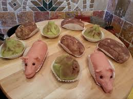 gateau pate d amande facile les gâteaux en pâte d amande pommes de terre petits cochons et