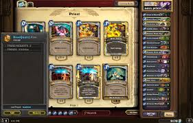 priest deck hearthstone from 10 to legend in 2 days naxx priest deck hearthstone