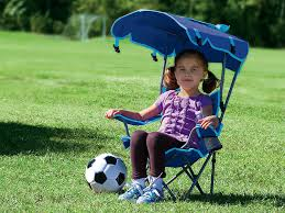 Canopy Beach Chairs At Bjs by Amazon Com Kelsyus Kid U0027s Canopy Chair Camping Chairs Sports