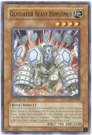Fun Yugioh Deck Archetypes by Yu Gi Oh Archetype Overview Gladiator Beast