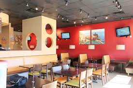 Inside An Uncle Maddios Pizza Joint RestaurantOur Toco Hills Atlanta Location