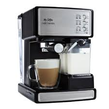 Mr Coffee ECMP1000 Cafe Barista Is Your Ideal Machine