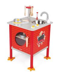 cuisine en cocotte janod j06545 cuisine bois the cocotte amazon fr jeux et