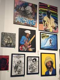 Mac Dre Mural Vallejo by Mac Dre Art U0026 Music Show 2015 Oakland Cool Stuff In The Bay Area