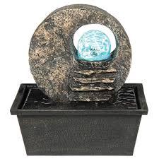 ore international crystal table l ore international 32 in