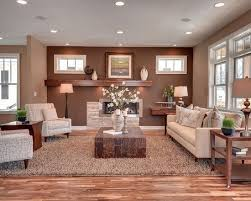 Best Colors For Living Room Accent Wall by Best 25 Chocolate Living Rooms Ideas On Pinterest Cream Blinds