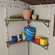 Suncast Storage Cabinet 4 Shelves by Best 25 Suncast Storage Shed Ideas On Pinterest Suncast Sheds