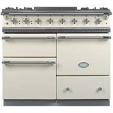 piano cuisine lacanche buy lacanche macon lg1053ge dual fuel range cooker ivory chrome