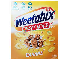 weetabix crispy minis banana 450gr supermarketcy cy