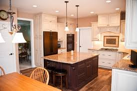 rubbed bronze appliances for a kitchen remodel in nj