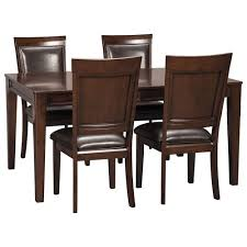 Value City Kitchen Table Sets by Signature Design By Ashley Shadyn Rectangular Dining Room