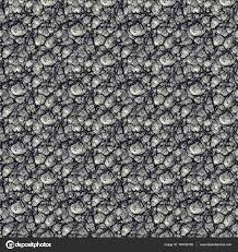 Seamless Texture Of Gravel Stone Wall Background Multi Colored With Red Green Yellow Blue Violet