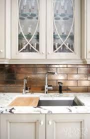 Splash Guard Kitchen Sink by Best 25 Copper Backsplash Ideas On Pinterest Reclaimed Wood